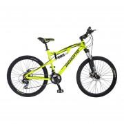 Bicicleta Benotto DS-700 Alum R26 21V Shi Tourney Fnos DDM Verde Talla:M