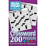 USA Today Crossword: 200 Puzzles from the Nation's No. 1 Newspaper, Paperback
