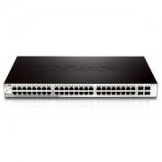 D-Link switch web upravljivi, DGS-1210-52