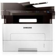 Лазерно мултифункционално устройство - Samsung SL-M2875FD A4 Network Mono Laser MFP, DUPLEX, FAX 28pp, SS352B