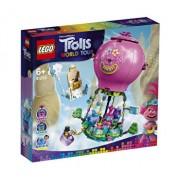 LEGO Trolls, Aventura lui Poppy cu balonul cu aer cald 41252