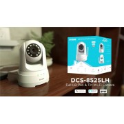 D-Link DCS-8525LH Full HD Pan Tilt Wi-Fi Camera
