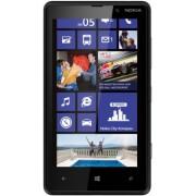 Microsoft Nokia Lumia 820 Smartphone (10,9 cm (4,3 Zoll) ClearBlack OLED WVGA Touchscreen, 8 Megapixel Kamera, 1,5 GHz Dual-Core-Prozessor, NFC, LTE-fähig, Windows Phone 8) matt black