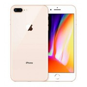 Apple iPhone 8 Plus (Renovado), T-Mobile, 64GB, Dorado