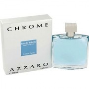 Azzaro Chrome - Set Of 2 (2 X 100 Ml) Edt - 200 Ml (For Men)