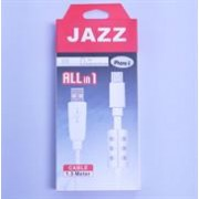 Jazz USB 2.0 Type A Male to 8 Pin Lightning