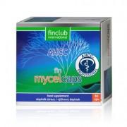 fin Mycelcaps - Mycelium kilku gatunków grzybów (AHCC) - FINCLUB