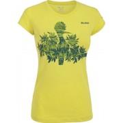 Salewa The Nugget - T-shirt arrampicata - donna - Yellow