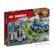 LEGO® Juniors Kamion za spašenje Raptora 10757