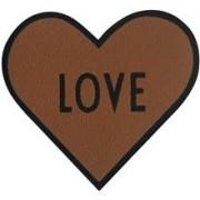 Design Letters MyCover Stickers Love Cognac