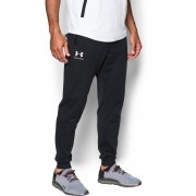 Under Armour Tepláky Sportstyle Tricot Jogger Black - Under Armour