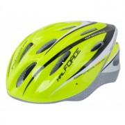 KACIGA biciklistička FORCE žuta (HAL L/XL žuta)