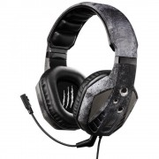 HEADPHONES, HAMA uRage SoundZ Evo, Gaming, Microphone, Black (113737)