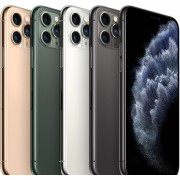 "Smartphone, Apple iPhone 11 Pro, 5.8"", 64GB Storage, iOS 13, Midnight Green (MWC62GH/A)"