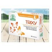 Nathura Spa A Socio Unico Trixy ® - Integratore Colesterolo E Trigliceridi Alti Confezione Da 28 Compresse