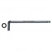 Ключ имбусен шестостен 6.0 мм, хромиран, WERA
