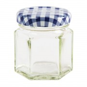Kilner Hexagonal Twist Top Jar 48ml