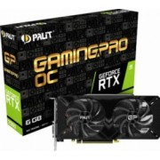 Placa video Palit GeForce RTX 2060 GamingPro OC 6GB GDDR6 192 bit