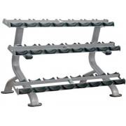 Suport Gantere Impulse Fitness IT 7012 (Gri)