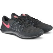 Nike W NIKE LUNAR EXCEED TR Walking Shoes For Women(Black)