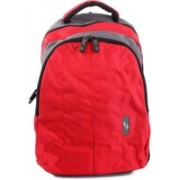 American Tourister Cyber C2L Laptop Backpack(Red)