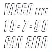 Video Delta Rossi,Vasco - Vasco Live 10-07-90 San Siro - CD