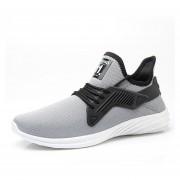 Zapatos Casual Deportivo Fashion-Cool Para Hombre-Gris