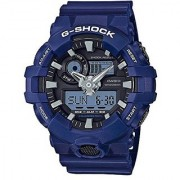 Casio G-Shock Analog-Digital Black Dial Mens Watch-Ga-700-2Adr (G741)