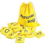 Set of 26 Educational Alphabet Cushions for Learning