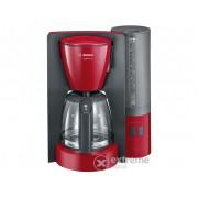 Bosch TKA6A044 aparat za kavu sa filterom, crvena/antracit