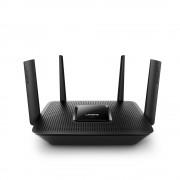ROUTER, Linksys EA8300, Max-Stream™ AC2200 Tri-Band Wireless, Roaming, Gigabit, 2.4+5.0+5.0 GHz, USB3.0