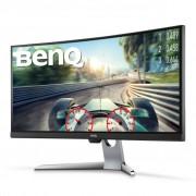 """BenQ EX3501R 35"""" 4K Ultra HD LED Grijs computer monitor Grey"""