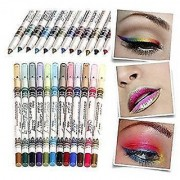 MeNow MN Sketch set of 12 Creamy Lip Liner Pencils/Eye Pencil
