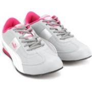 Puma Sports Shoes(Grey, Pink)