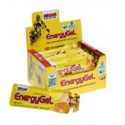 High5 EnergyGel Sportvoeding met basisprijs Orange 20 x 40g 2018 Sportvoeding
