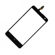 Vidro/Touch para Nokia Lumia 625 Preto