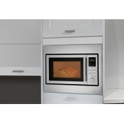 BOMANN Einbau-Mikrowelle MWG 2216 H EB, Heißluft, 25 l