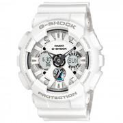 Reloj casio g-shock GA-120A-7A para hombre - blanco