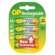 Acumulator R6 (AA) NiMH 2100mAh LowSelfDischarge 2buc/blister GP