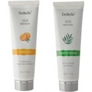 DeBelle Skin Moisturizer Combo Kit of 2 ( Orange Blaze and Green Tea Infusion )