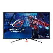 Asus XG438Q Gaming Monitor »109,22 cm (43) 4K 3840 x 2160, 4 ms«, schwarz, Energieeffizienzklasse B
