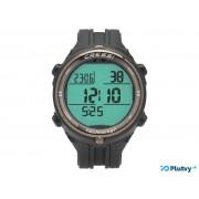 Freedivingové hodinky Cressi Drake na potápanie Farba: titanum