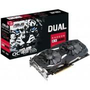 AMD Radeon RX 580 4GB GDDR5 Asus DUAL-RX580-O4G