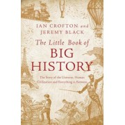 The Little Book of Big History: The Story of the Universe, Human Civilization, and Everything in Between, Hardcover