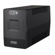 UPS, Mustek PowerMust 1000, 1000VA, Schuko, Line-Interactive (MUS-UPS-LED-1000)