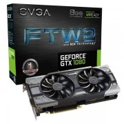 EVGA - VGA Evga 08g-P4-6686-Kr Geforce Gtx 1080 8gb Gddr5x Scheda Video 0843368045685 08g-P4-6686-Kr 10_v820946