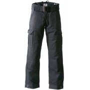 John Doe Cargo Regular Pantalones Negro Negro 34