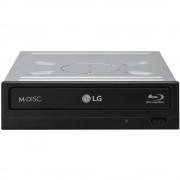 Blu-ray unutarnji optički pogon LG Electronics CH12NS40.AUAU Bulk SATA Crna