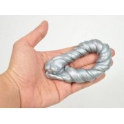 Kogler Slime, Metallic silver, i förpackning, 57g