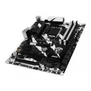 MSI B250 KRAIT GAMING, Intel B250, VGA by CPU, 3xPCI-Ex16, 4xDDR4, 2xM.2, DVI/HDMI/USB3.1/USB Type-C, ATX (Socket 1151)